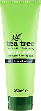 Gesichtspeeling mit Teebaum - Xpel Marketing Ltd Tea Tree Facial Scrub