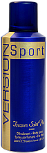 Düfte, Parfümerie und Kosmetik Ulric de Varens Jacques Saint Pres Version Sport - Parfümiertes Deospray für Männer