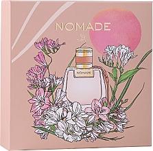 Düfte, Parfümerie und Kosmetik Chloe Nomade - Kosmetikset (Eau de Parfum/75ml + Eau de Parfum/Mini/5ml + Körperlotion/100ml)