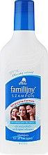Düfte, Parfümerie und Kosmetik Nährendes Shampoo für alle Haartypen - Pollena Savona Familijny Shampoo White