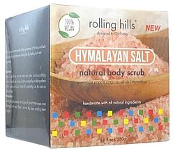 Düfte, Parfümerie und Kosmetik 100% Natürliches Gesichts- und Körperpeeling mit Himalayasalz-Duft - Rolling Hills Gommage Corps Naturel