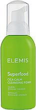 Düfte, Parfümerie und Kosmetik Beruhigender mizellarer Gesichtsreinigungsschaum mit Cica - Elemis Superfood CICA Calm Cleansing Foam