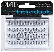 Düfte, Parfümerie und Kosmetik Wimpernbüschel-Set - Ardell Individuals Flare Lashes Medium Black