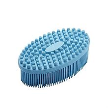 Düfte, Parfümerie und Kosmetik Körpermassagebürste hellblau - Avon