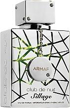 Düfte, Parfümerie und Kosmetik Armaf Club De Nuit Sillage - Eau de Parfum