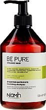 Düfte, Parfümerie und Kosmetik Aufbauendes Shampoo für schwaches Haar mit Haferextrakt - Niamh Hairconcept Be Pure Nourishing Shampoo