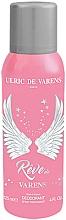 Düfte, Parfümerie und Kosmetik Ulric de Varens Reve de Varens - Parfümiertes Deospray