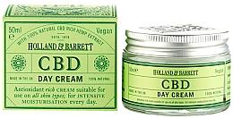 Düfte, Parfümerie und Kosmetik Tagescreme für das Gesicht mit Hanf - Holland & Barrett CBD Day Cream