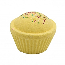Düfte, Parfümerie und Kosmetik Funkelnde Cupcake-Badebombe Wassermelone - The Secret Soap Store