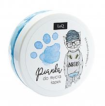 Düfte, Parfümerie und Kosmetik Reinigungsschaum für Körper, Hände und Haar blau - LaQ Cleansing Foam