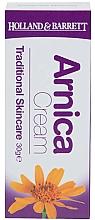 Düfte, Parfümerie und Kosmetik Körpercreme mit Arnika gegen Prellungen, Muskelzerrungen, Wunden und Schwellungen - Holland & Barrett Arnica Cream