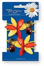 Düfte, Parfümerie und Kosmetik Haargummis 2 St. 21503 - Top Choice