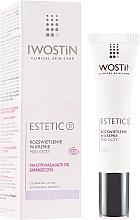 Düfte, Parfümerie und Kosmetik Aufhellende Creme für die Augenpartie - Iwostin Estetic 2 Brightening Eye Cream