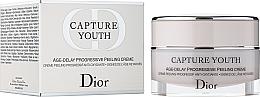 Düfte, Parfümerie und Kosmetik Progressive Peeling-Creme - Christian Dior Capture Youth Age-Delay Progressive Peeling Creme