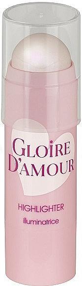Highlighter-Stick für das Gesicht - Vivienne Sabo Gloire D'amour Highlighter Stick