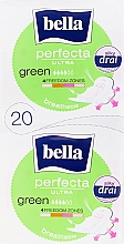 Düfte, Parfümerie und Kosmetik Damenbinden Perfecta Green Drai Ultra 10+10 St. - Bella
