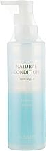 Düfte, Parfümerie und Kosmetik Feuchtigkeitsspendendes hydrophiles Gesichtsreinigungsöl - The Saem Natural Condition Cleansing Oil Moisture