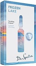 Düfte, Parfümerie und Kosmetik Gesichtsampullen mit Lifting-Effekt Frozen Lake - Dr. Spiller Youth Frozen Lake