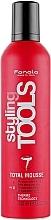 Düfte, Parfümerie und Kosmetik Haarmousse Extra starker Halt - Fanola STools Total Mousse Extra Strong Hair Mousse