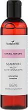 Düfte, Parfümerie und Kosmetik Sanftes Shampoo für trockenes und strapaziertes Haar - NaturalME Natural Hair Line Shampoo