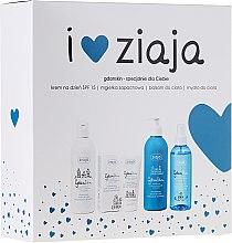 Düfte, Parfümerie und Kosmetik Körperpflegeset - Ziaja GdanSkin (Creme 50ml + Spray 200ml + Balsam 300ml + Seife 300ml)