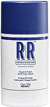 Düfte, Parfümerie und Kosmetik Erfrischender Gesichtswaschstick - Reuzel Refresh & Restore Clean & Fresh Solid Face Wash Stick