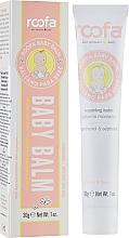 Düfte, Parfümerie und Kosmetik Körperbalsam für Babys mit Panthenol und Sepitonic - Roofa Panthenol & Sepitonic Baby Balm