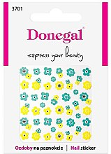 Düfte, Parfümerie und Kosmetik Dekorative Nagelstiker 3701 - Donegal