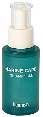 Anti-Aging Gesichtsöl-Serum mit Meeresextrakten - Heimish Marine Care Oil Ampoule