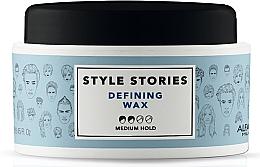 Düfte, Parfümerie und Kosmetik Haarstylingwachs Mittlerer Halt - Alfaparf Milano Style Stories Defining Wax Medium Hold