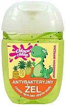 Düfte, Parfümerie und Kosmetik Antibakterielles Handwunder-Gel - Chlapu Chlap Antibacterial Hand Gel Pineapple Party