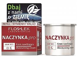 Düfte, Parfümerie und Kosmetik Feuchtigkeitsspendende Gesichtscreme - Floslek Dilated Capillaries Moisturizing Cream Refill (Refill)