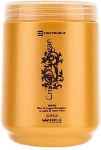 Düfte, Parfümerie und Kosmetik Tief nährende Haarmaske mit Arganöl und Aloe Vera-Milch - Brelil Bio Traitement Cristalli d'Argan Mask Deep Nutrition