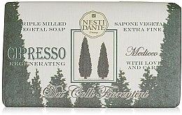 "Düfte, Parfümerie und Kosmetik Handseife ""Zypresse"" - Nesti Dante Dei Colli Fiorentini Cypress Tree Soap"