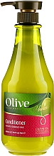 Conditioner mit Olivenöl für trockenes und geschädigtes Haar - Frulatte Olive Conditioner Dry & Damaged — Bild N1