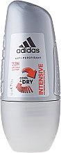 Düfte, Parfümerie und Kosmetik Deo Roll-on Antitranspirant - Adidas Active 3 Anti-Perspirant Intensive Cool Dry 72h