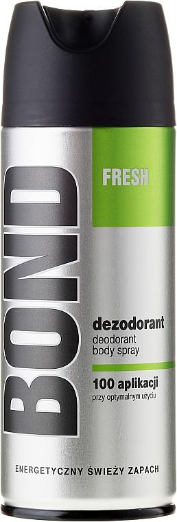 Deospray - Bond Fresh Deo Spray