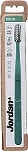 Düfte, Parfümerie und Kosmetik Zahnbürste mittel Green Clean türkis-grün - Jordan Green Clean