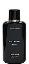 Düfte, Parfümerie und Kosmetik Christopher Dark Blackness - Eau de Parfum