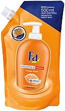 Düfte, Parfümerie und Kosmetik Flüssigseife Orange - Fa Hygiene & Freshness Orange Scent Soap (Doypack)