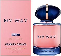 Düfte, Parfümerie und Kosmetik Giorgio Armani My Way Intense - Eau de Parfum
