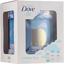 Düfte, Parfümerie und Kosmetik Körperpflegeset für Babys - Dove Baby Rich Moisture (Shampoo 200ml + Körperlotion 200ml + Creme 45g)