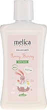 Düfte, Parfümerie und Kosmetik Kinder-Schaumbad Hase - Melica Organic Funny Bunny Bath Foam
