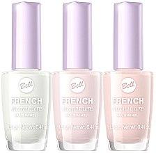 Düfte, Parfümerie und Kosmetik Nagellack - Bell French Manicure Nail Lacquer