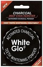 Düfte, Parfümerie und Kosmetik Aufhellendes Zahnpuder mit Aktivkohle - White Glo Activated Charcoal Teeth Polishing Powder