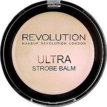 Düfte, Parfümerie und Kosmetik Highlighter mit Strobe-Effekt - Makeup Revolution Ultra Strobe Balm
