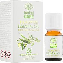 Düfte, Parfümerie und Kosmetik Ätherisches Bio Eukalyptusöl - Bulgarian Rose Eucalyptus Essential Oil