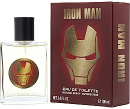 Düfte, Parfümerie und Kosmetik Air-Val International Marvel Iron Man - Eau de Toilette