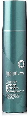 Shampoo mit Bio Orangenblüten - Label.m Cleanse Organic Orange Blossom Shampoo — Bild N1
