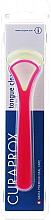 Düfte, Parfümerie und Kosmetik Zungenreiniger-Set CTC 203 rosa und gelb - Curaprox Tongue Cleaner